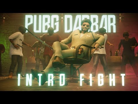 PUBG Darbar - Intro Fight Animation